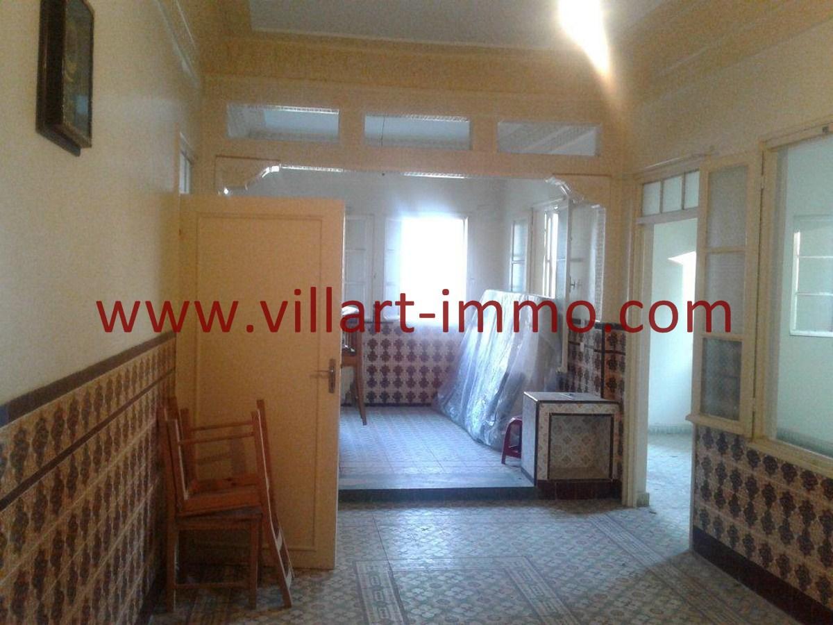 3-Vente-Appartement-Tanger-Salon -VA532-Jirari-Villart Immo