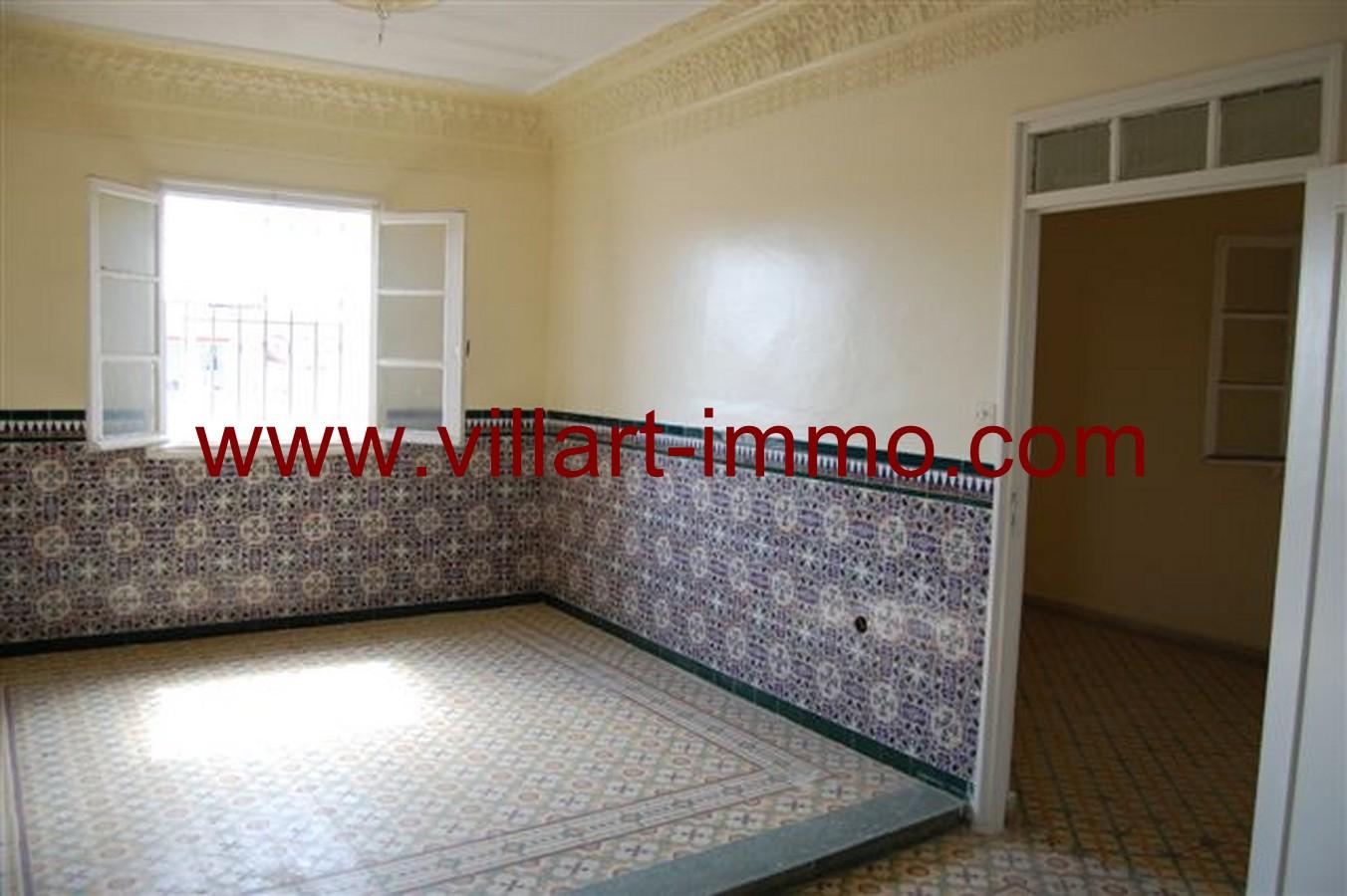 5-Vente-Appartement-Tanger-Salon -VA532-Jirari-Villart Immo