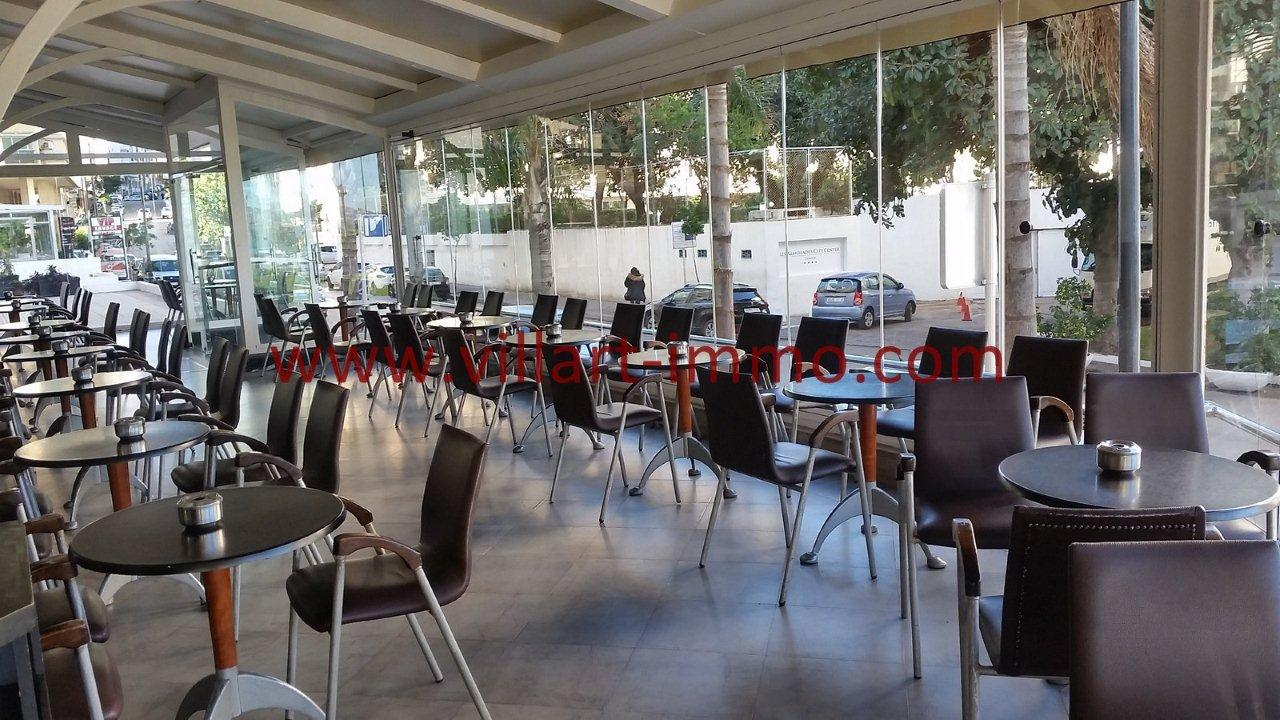 5-Vente-Café-Tanger-Playa-Salle 3-VLC533-Villart Immo