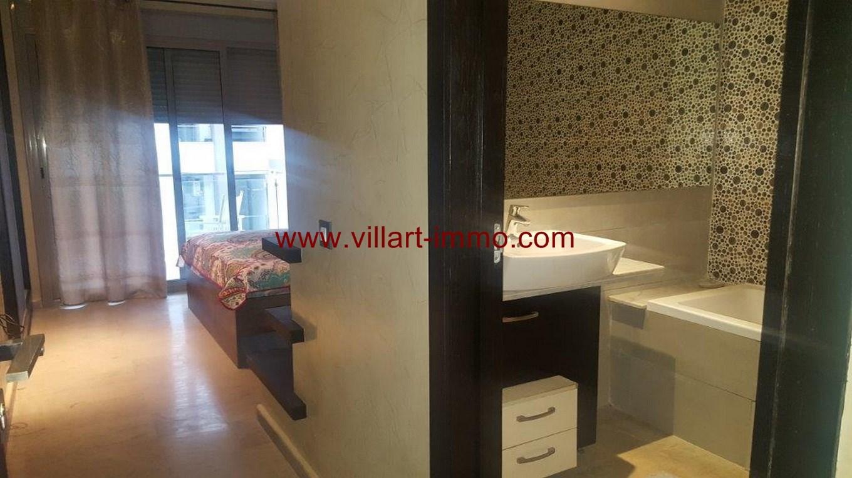 A louer tanger appartement meubl dans un complexe avec for Louer appartement agence