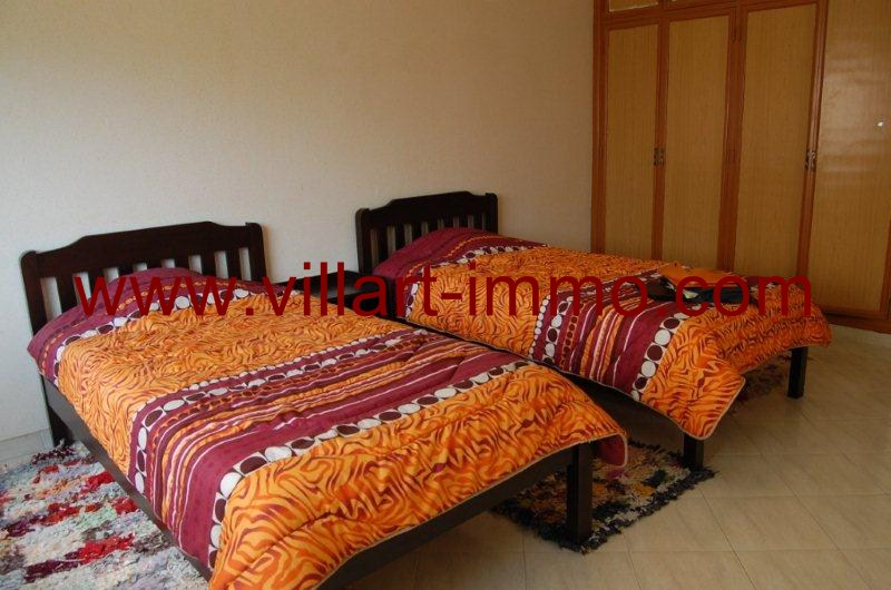7-A louer-Appartement-Meublé-Tanger-Chambre 2-L1080-Villart immo