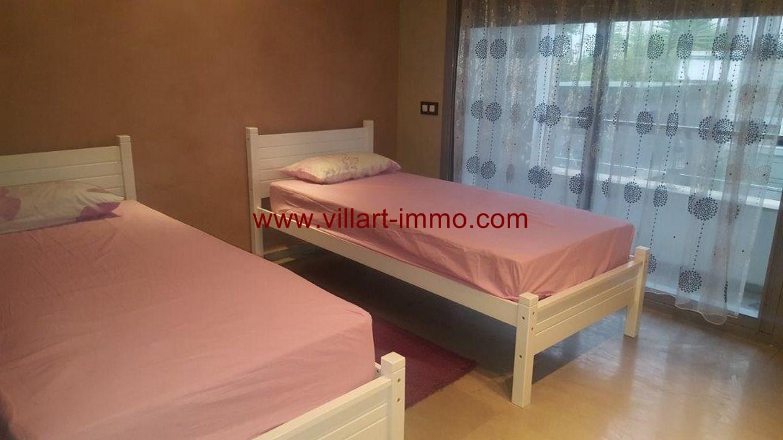 7-Location-Appartement-Meublé-F4-Malabata-Chambre 2-Agence Immobiliére-L1082 (Copier)
