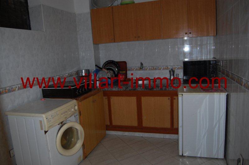 8-A louer-Appartement-Meublé-Tanger-Cuisine-L1080-Villart immo