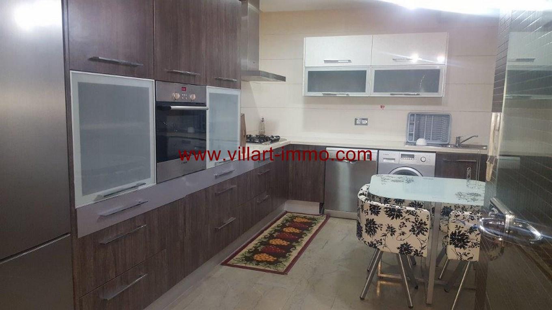 9-Location-Appartement-Meublé-F4-Malabata-Cuisine-Agence Immobiliére-L1082 (Copier)