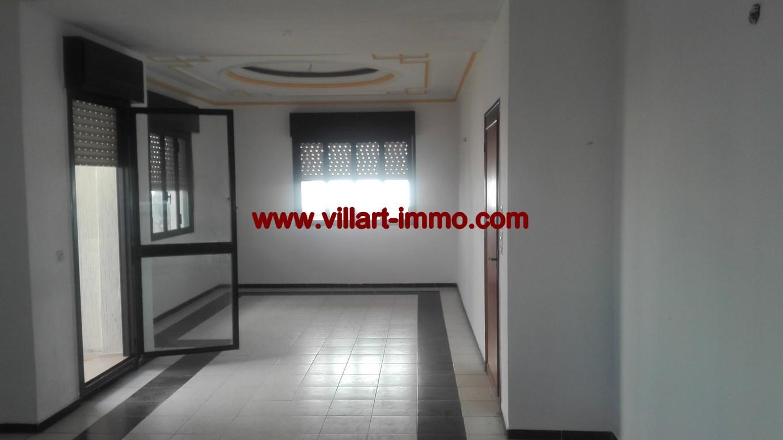 1-Location-Appartement-Non meublé-Centre villa-F4-Salon-Agence immobiliere-L1058