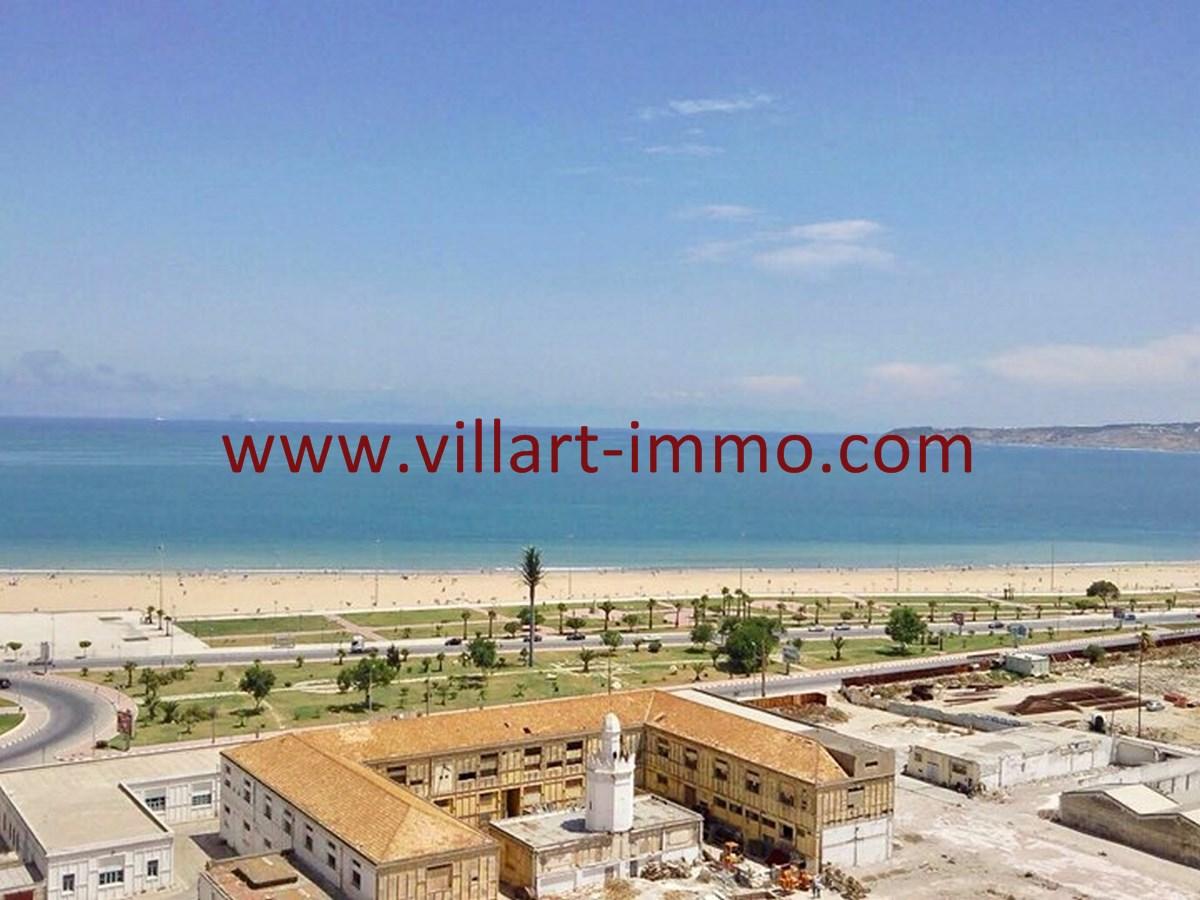 1-Vente-Appartement-Tanger-Centre Ville-Vue Mer-VA539-Villart Immo