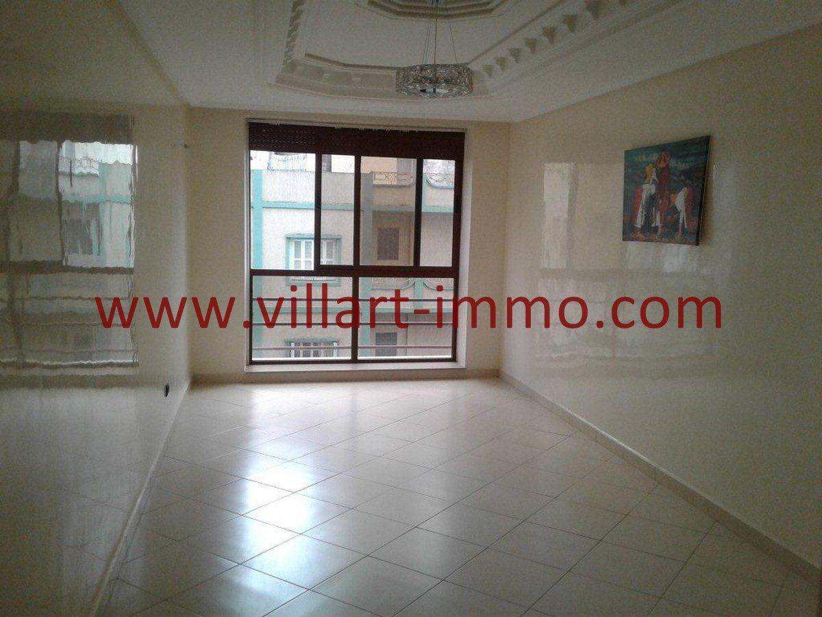 1-Vente-Appartement-Tanger-Salon 1-VA534-Villart Immo