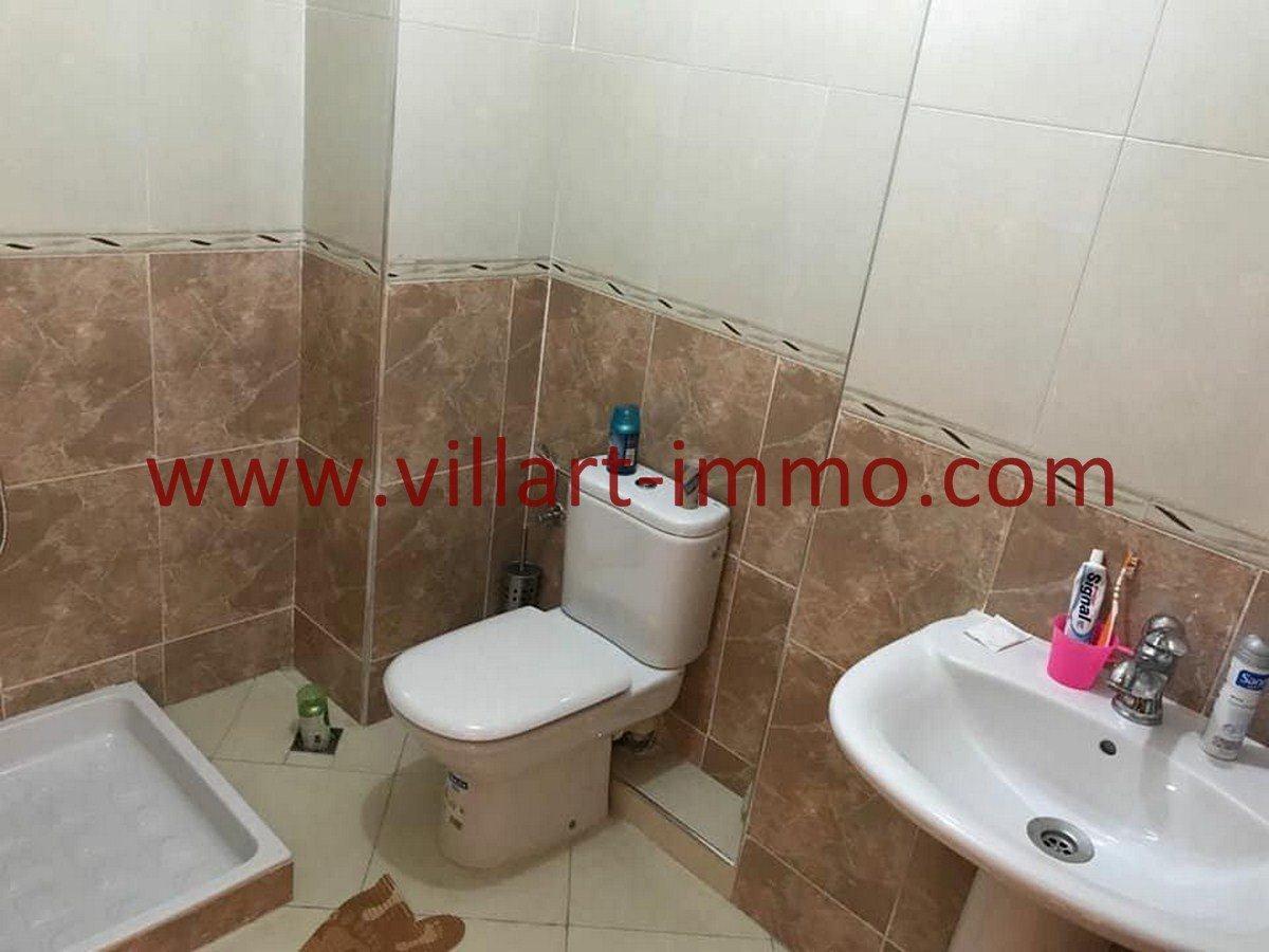 10-Vente-Appartement-Tanger-Salle de bain -VA534-Villart Immo