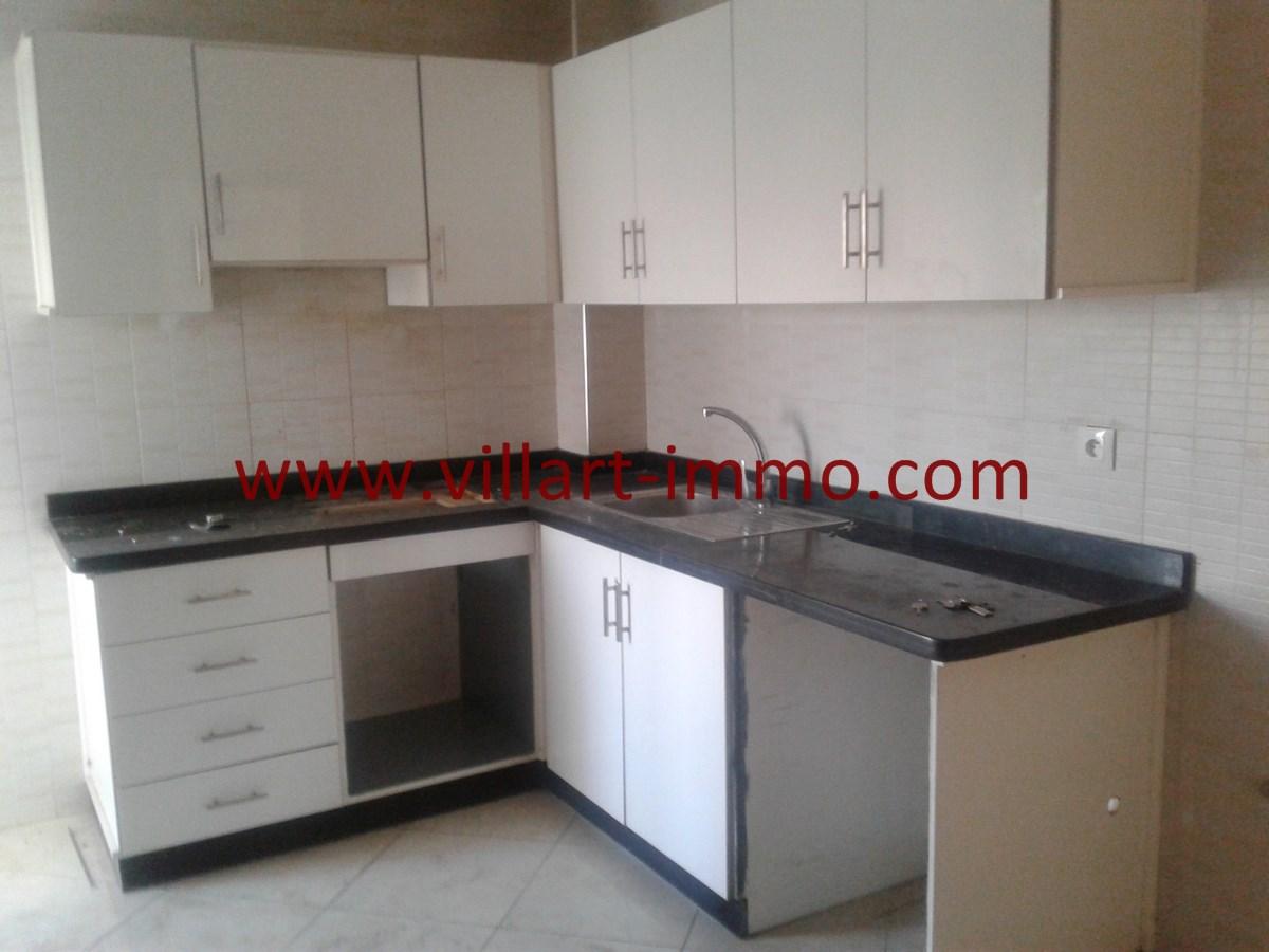 11-Vente-Appartement-Val fleuri-Tanger-Cuisine 1-VA536-Villart Immo