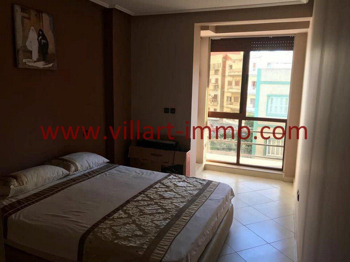 3-Vente-Appartement-Tanger-Chambre à coucher 1-VA534-Villart Immo