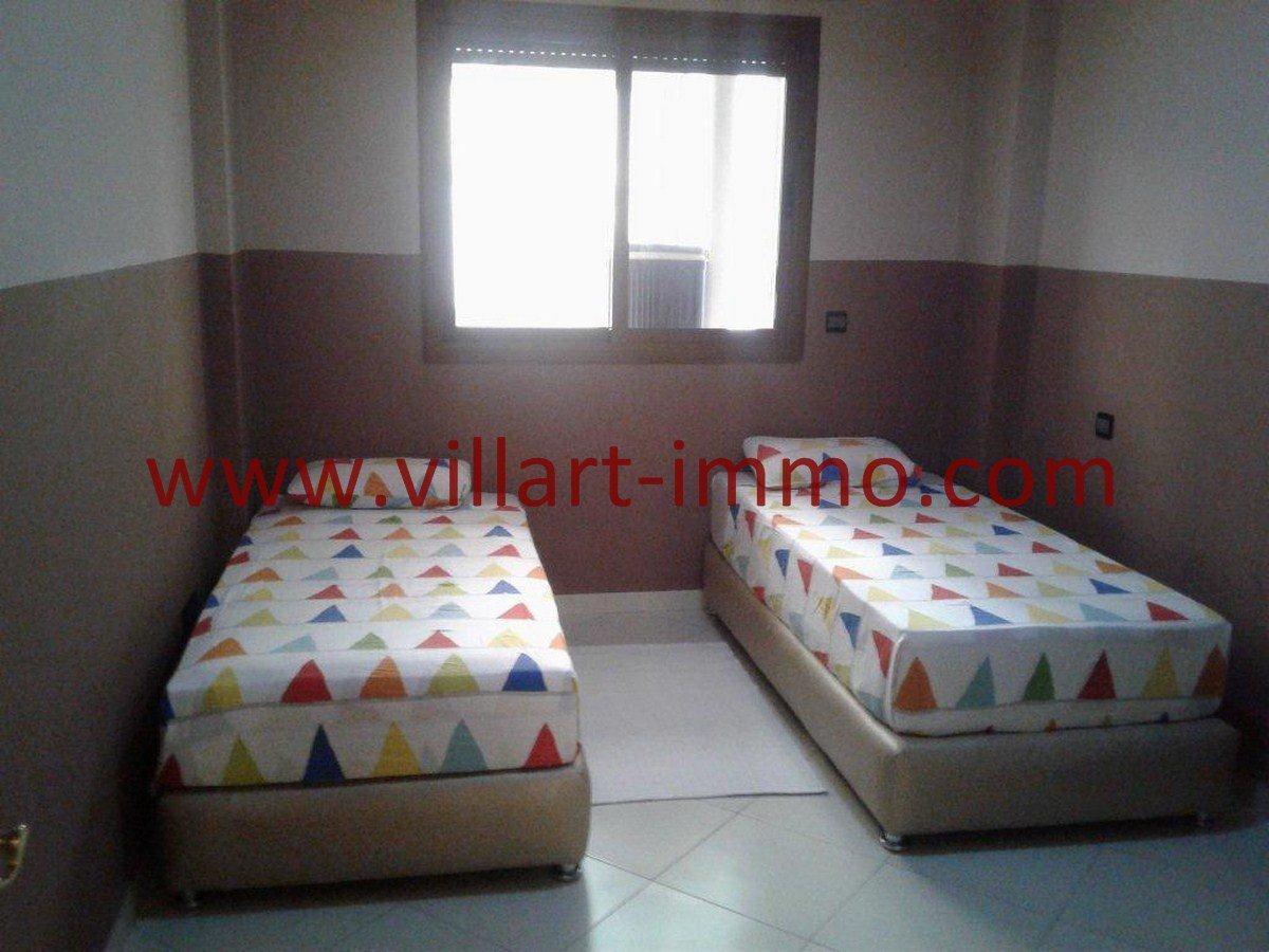 4-Vente-Appartement-Tanger-Chambre à coucher 2-VA534-Villart Immo