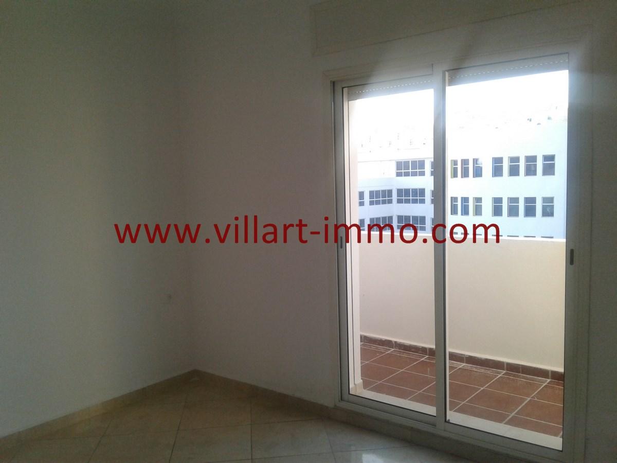 4-Vente-Appartement-Val fleuri-Tanger-Terrasse-VA536-Villart Immo