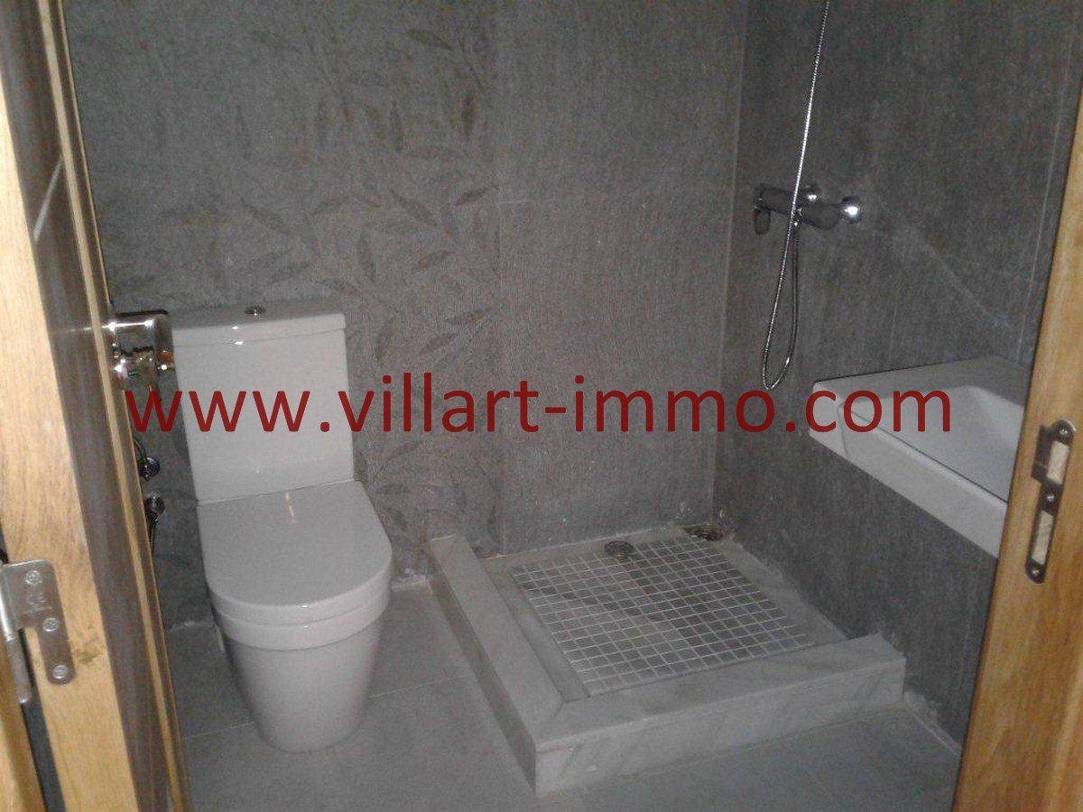 6-Vente-Appartement-Centre-ville-Tanger-Salle de bain -VA537-Villart Immo