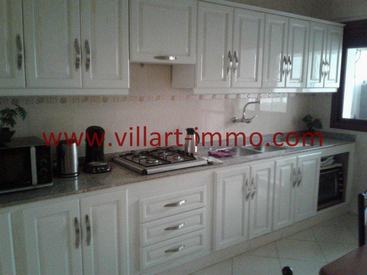 7-Vente-Appartement-Tanger-Cuisine 2-VA534-Villart Immo