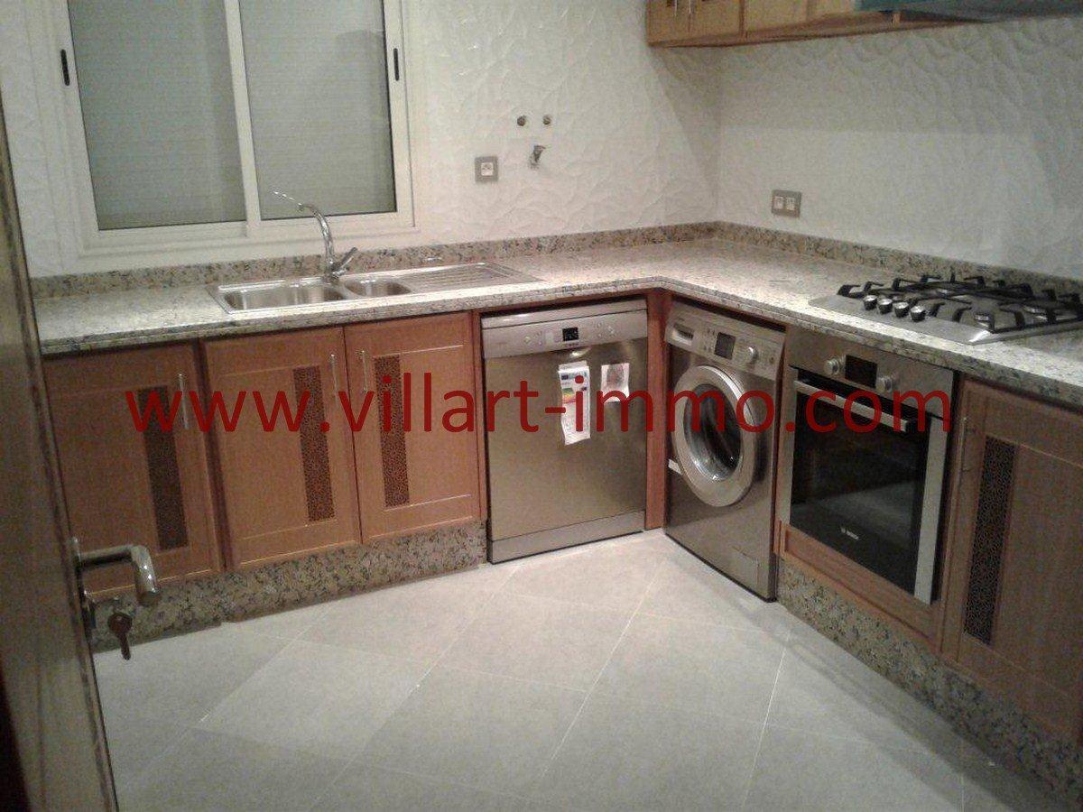 9-Vente-Appartement-Centre-ville-Tanger-Cuisine-VA537-Villart Immo