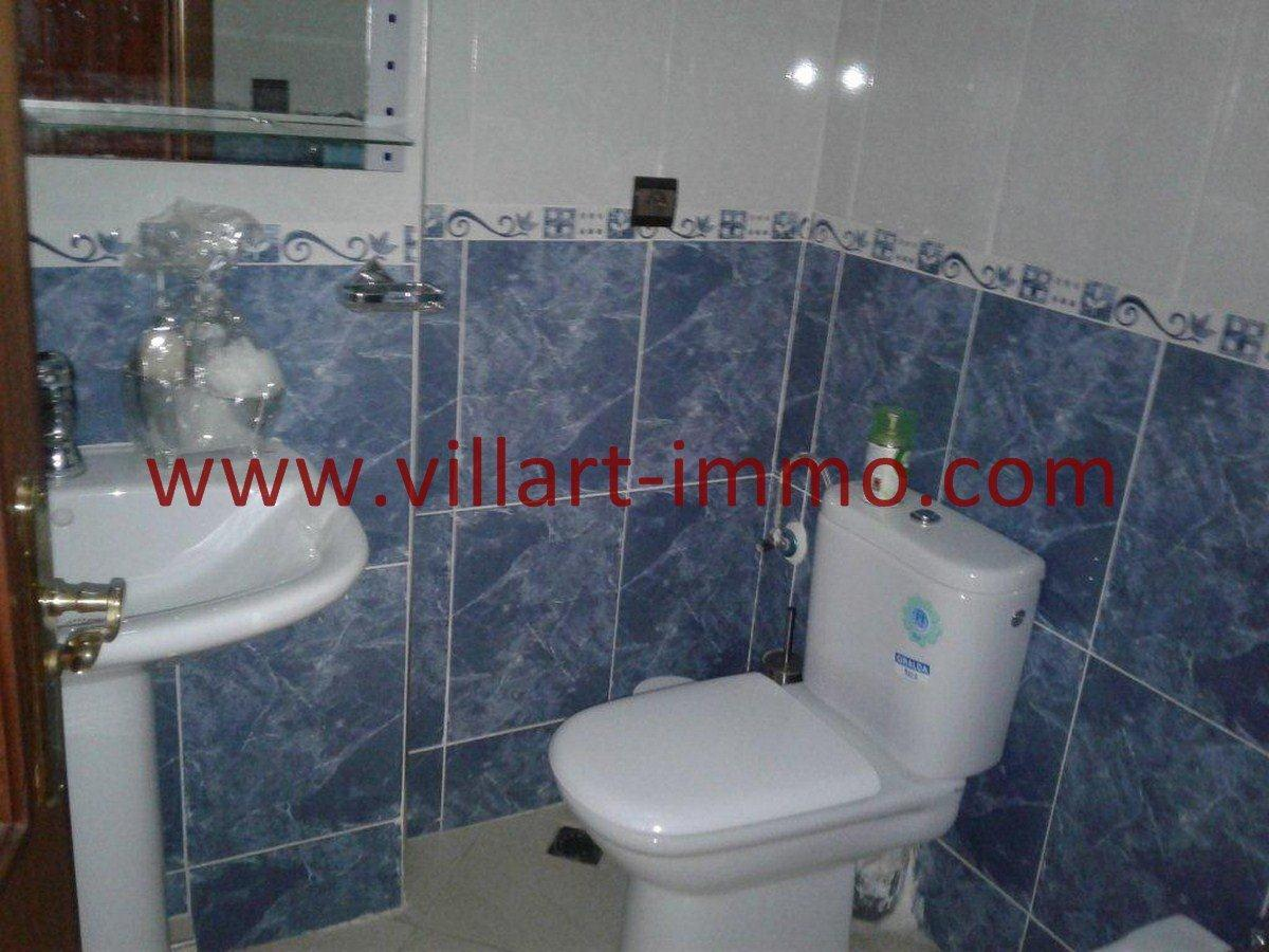 9-Vente-Appartement-Tanger-Toilette de service-VA534-Villart Immo