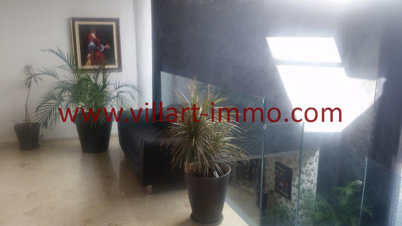 11-Location-Villa-Meublée-Tanger-Tanja Balia-Palier-LV1092