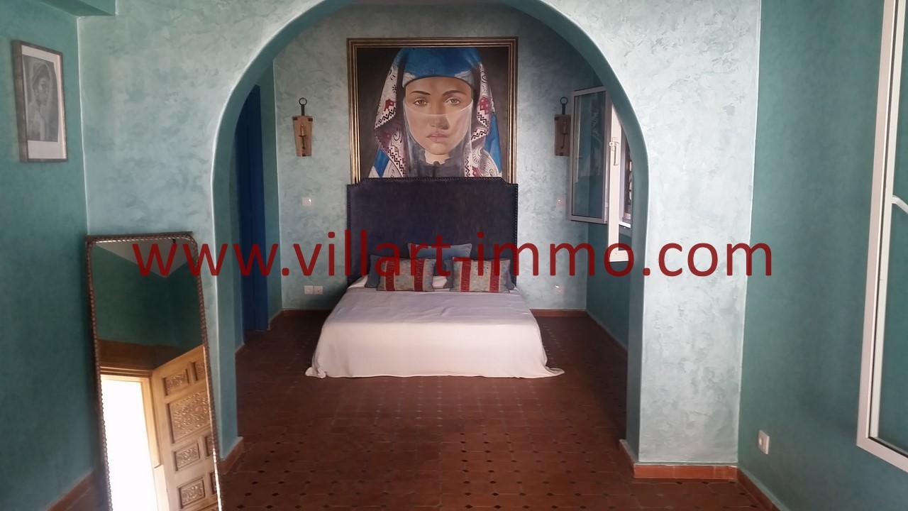 14-Location-Villa-Meublée-Tanger-California-Chambre principale-LV1093