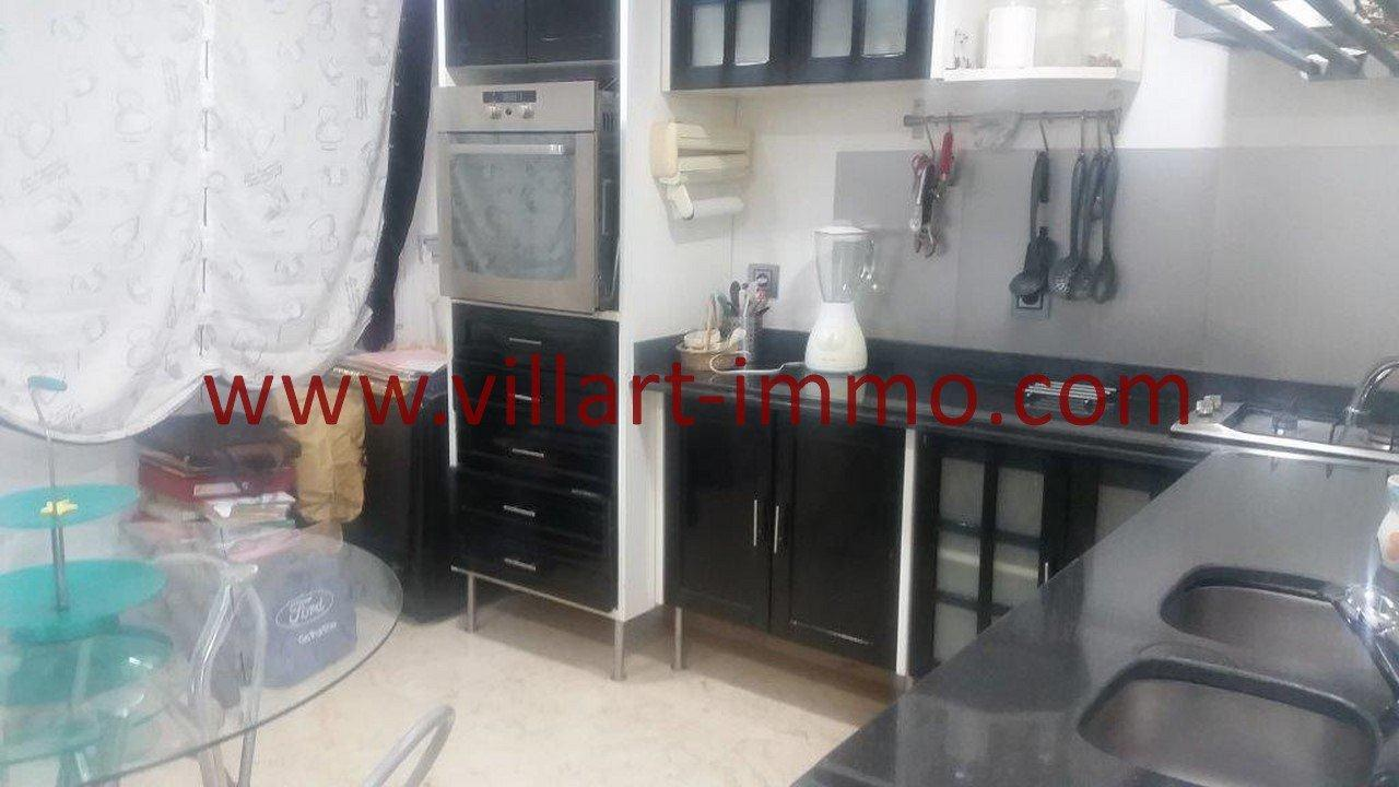 15-A vendre -Villa-Tanger-Tanja Balia-Cuisine-VV543