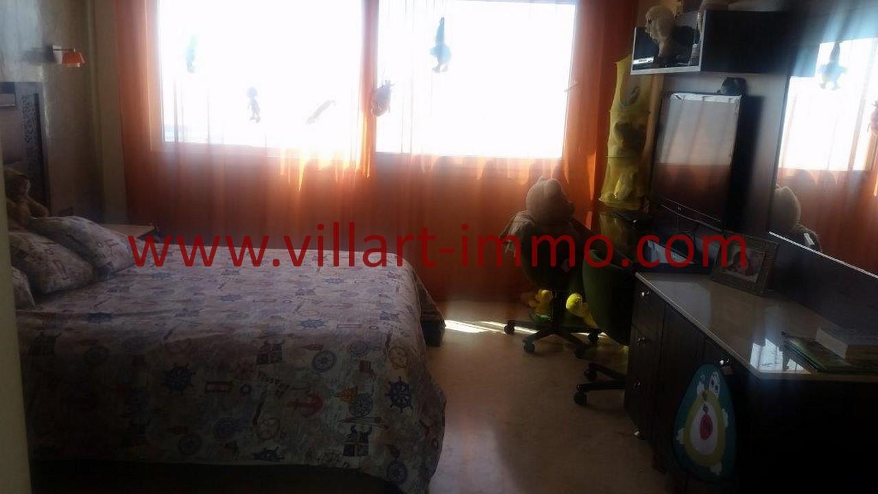 16-Location-Villa-Meublée-Tanger-Tanja Balia-Chambre à coucher-LV1092