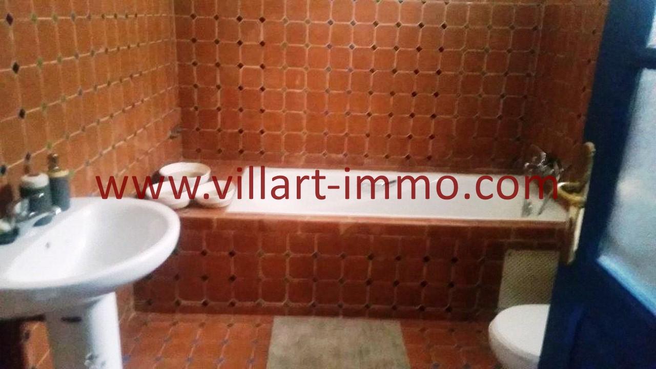 17-Location-Villa-Meublée-Tanger-California-Salle de bain-LV1093