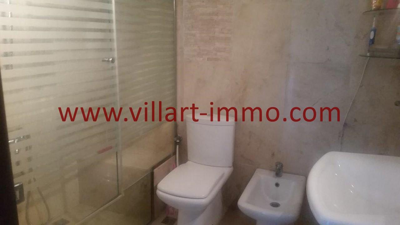 18-Location-Villa-Meublée-Tanger-Tanja Balia-Salle de bain-LV1092