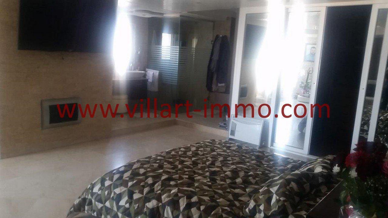 19-A vendre -Villa-Tanger-Tanja Balia-Chambre principale-VV543