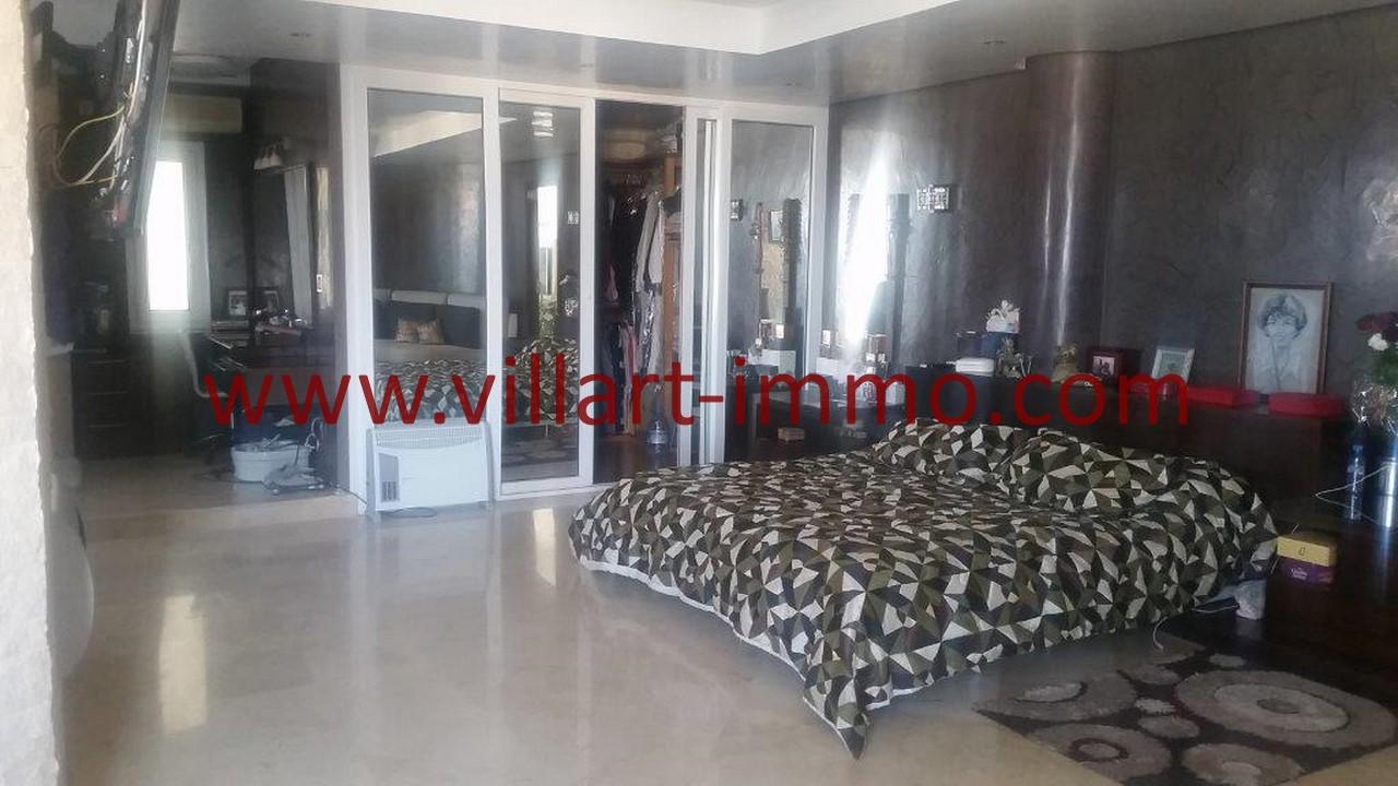 20-Location-Villa-Meublée-Tanger-Tanja Balia-Chambre principale-LV1092