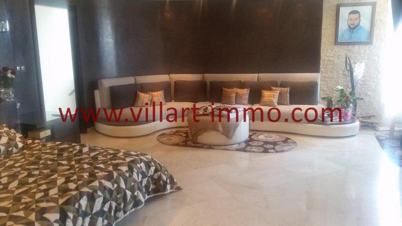 21-A vendre -Villa-Tanger-Tanja Balia-Chambre principale-VV543