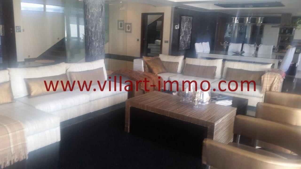 23-Location-Villa-Meublée-Tanger-Tanja Balia-Salon-LV1092