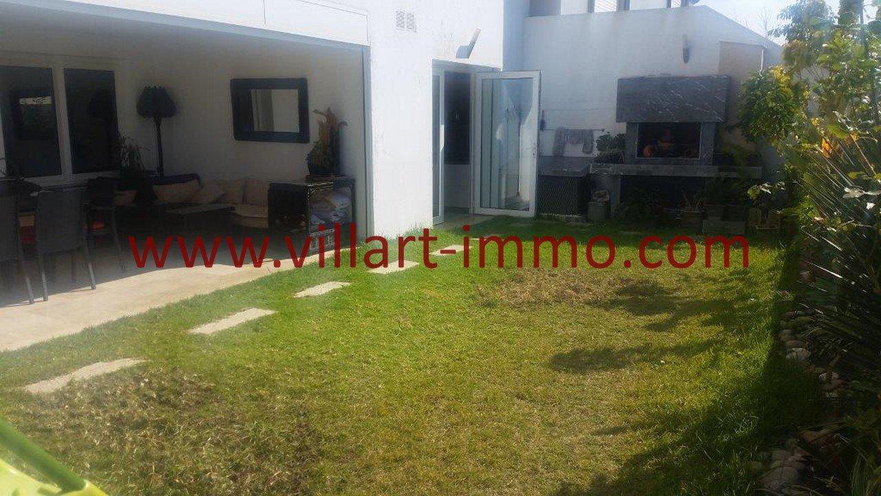 28-A vendre -Villa-Tanger-Tanja Balia-Jardin-VV543