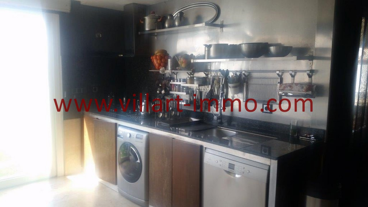 28-Location-Villa-Meublée-Tanger-Tanja Balia-Cuisine-LV1092