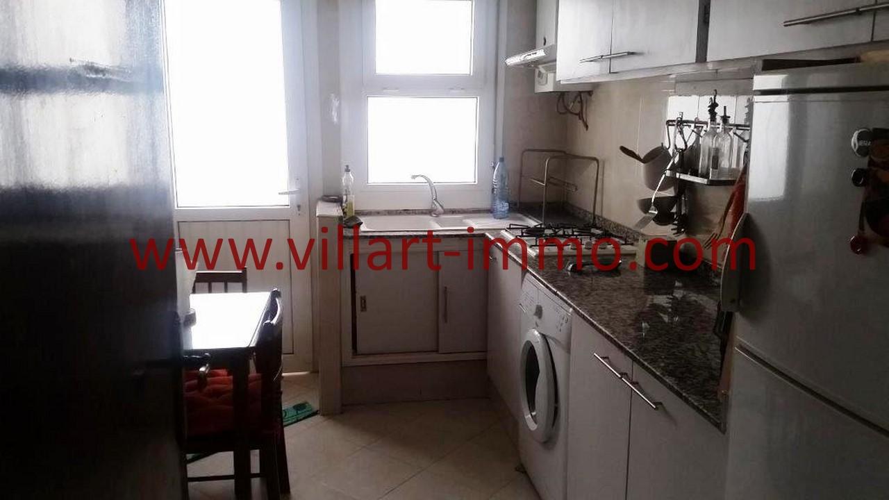 3-Location-Tanger-Appartement-Meublé-Centre ville-Cuisine-L1096