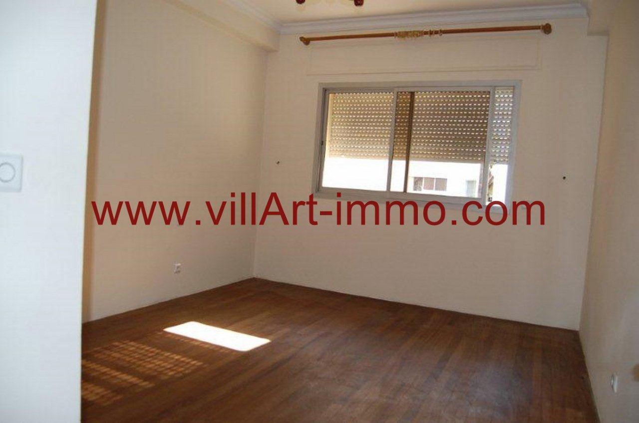 3-Vente-Appartement-Centre Ville-Tanger-Chambre à coucher 2-VA542-Villart Immo