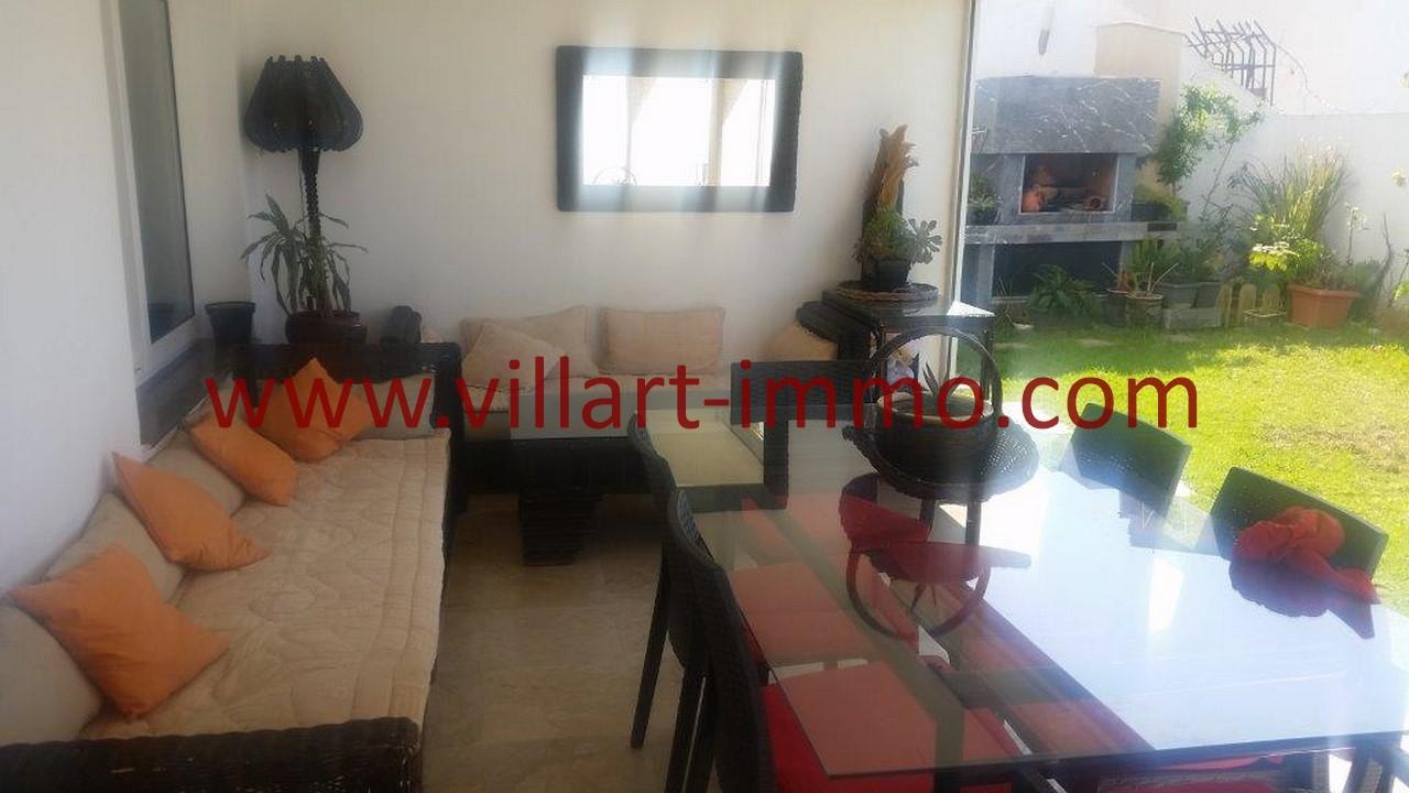 31-Location-Villa-Meublée-Tanger-Tanja Balia-Salon d'été-LV1092
