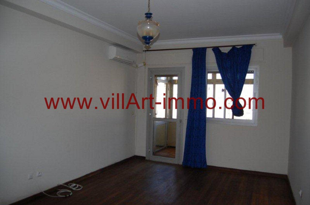 4-Vente-Appartement-Centre Ville-Tanger-Chambre à coucher 3 -VA542-Villart Immo