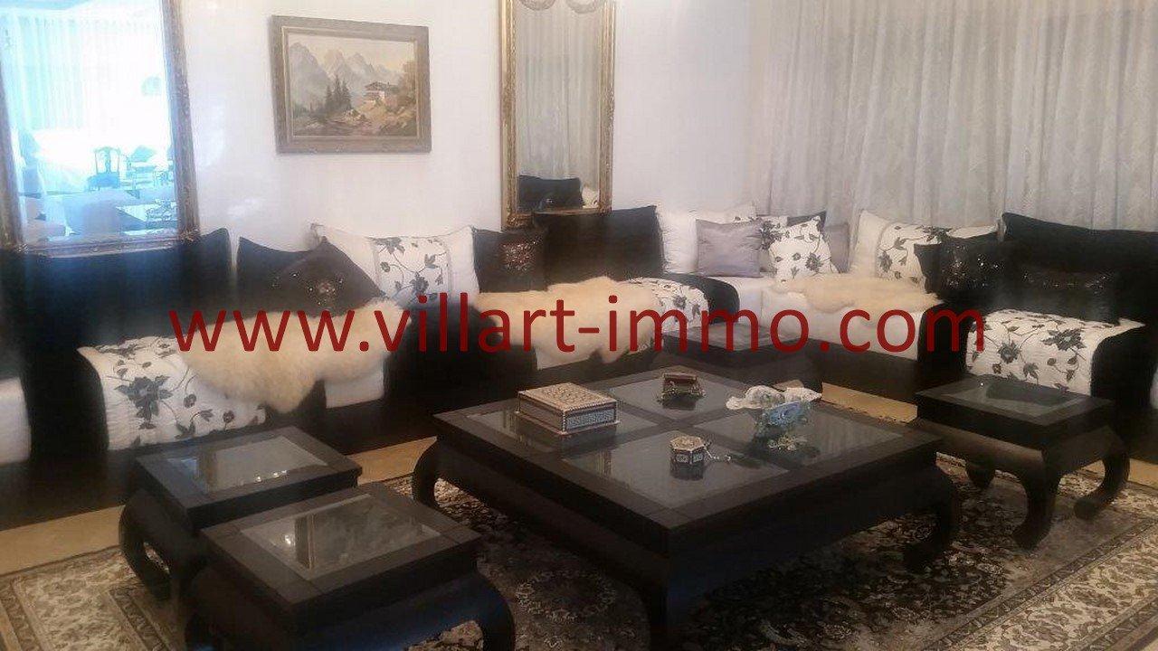 5-A vendre-Villa-Tanger-Tanja Balia-Salon-VV543