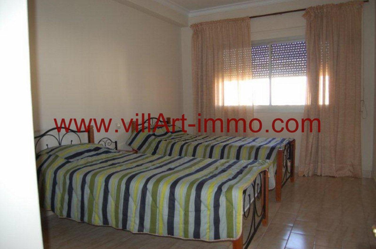 5-Vente-Appartement-Centre Ville-Tanger-Chambre à coucher 4-VA542-Villart Immo