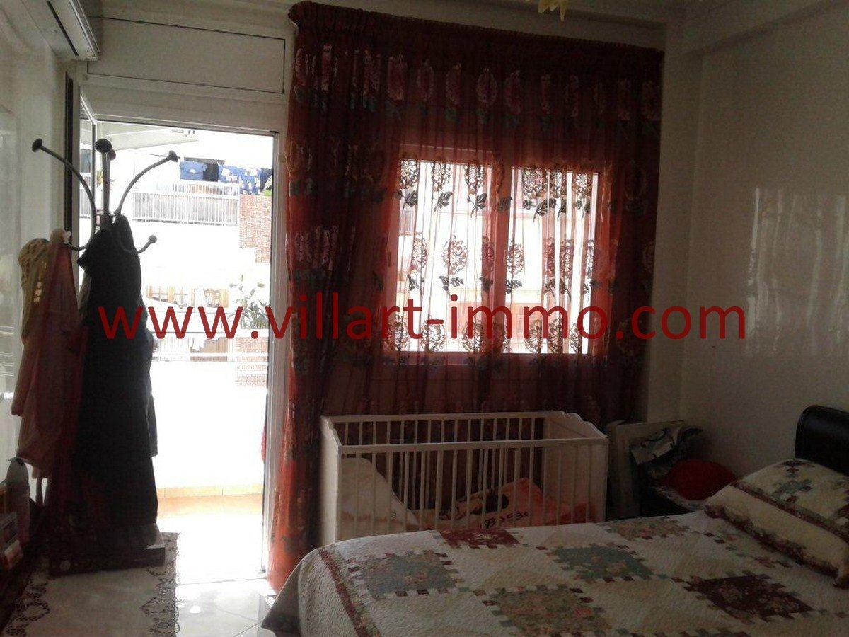 5-Vente-Appartement-Centre Ville-Tanger-Chambre 3-VA544-Villart Immo