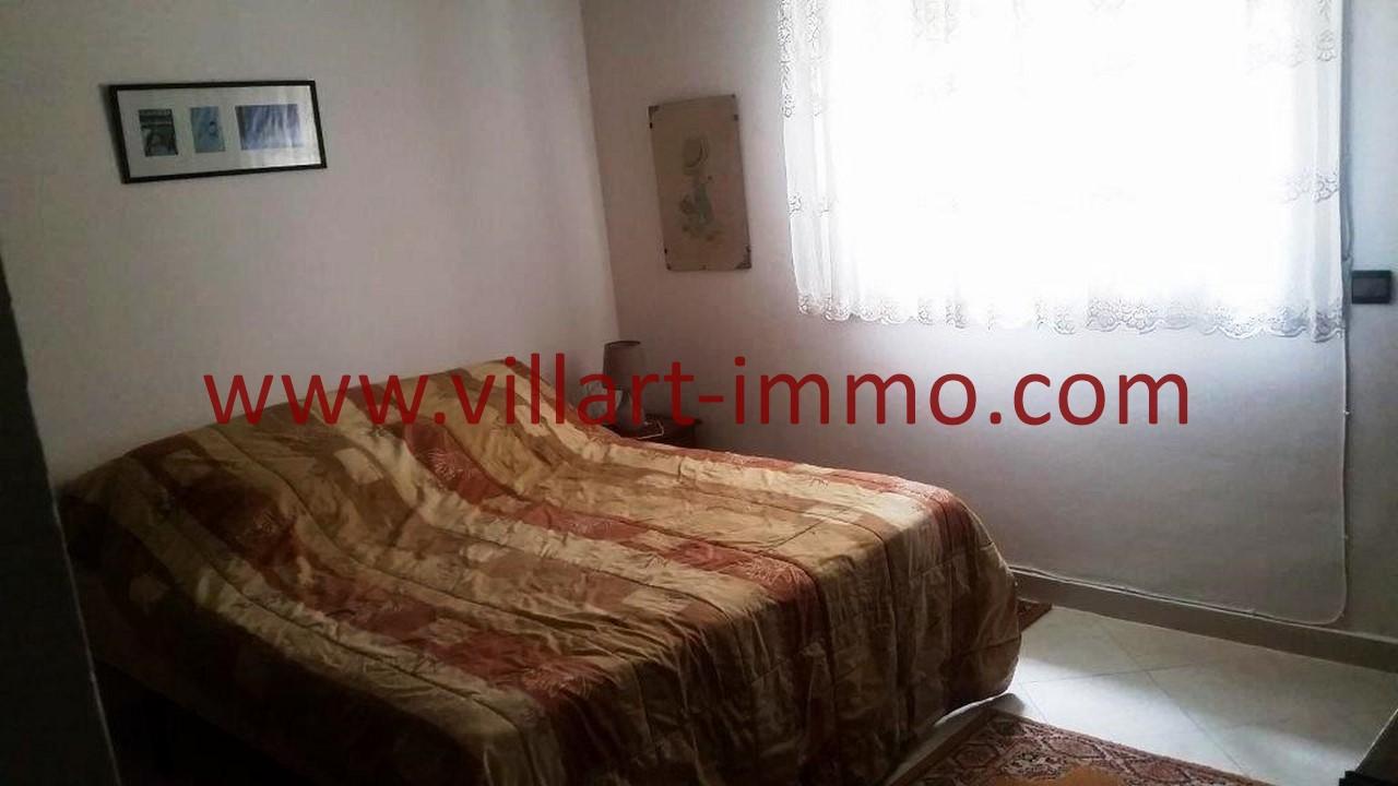 7-Location-Tanger-Appartement-Meublé-Centre ville-Chambre 1-L1096