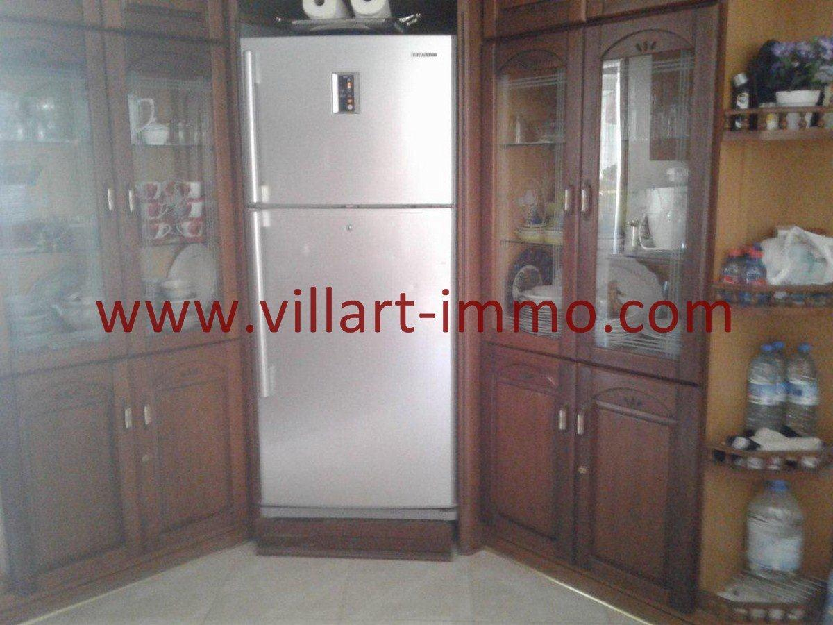 7-Vente-Appartement-Centre Ville-Tanger-Cuisine 2-VA544-Villart Immo