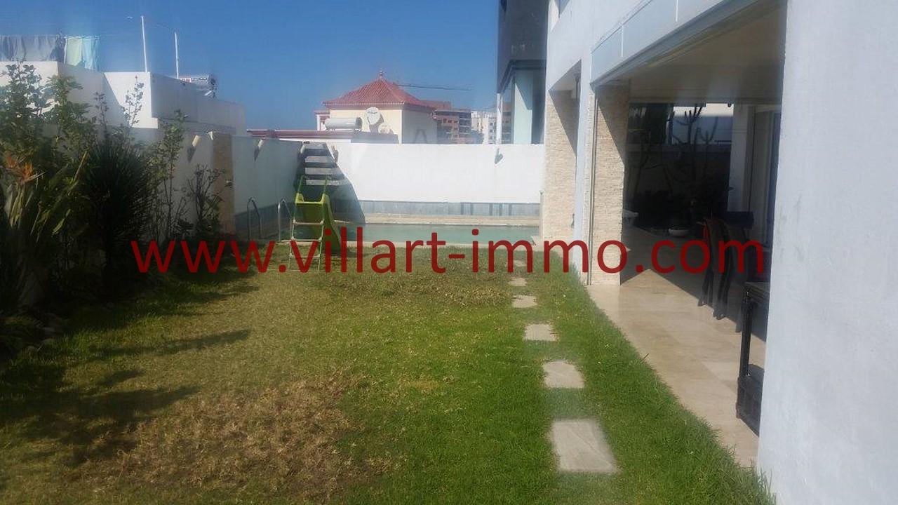 8-L1091-Location-Appartement-Meublé-Tanger-Jardin