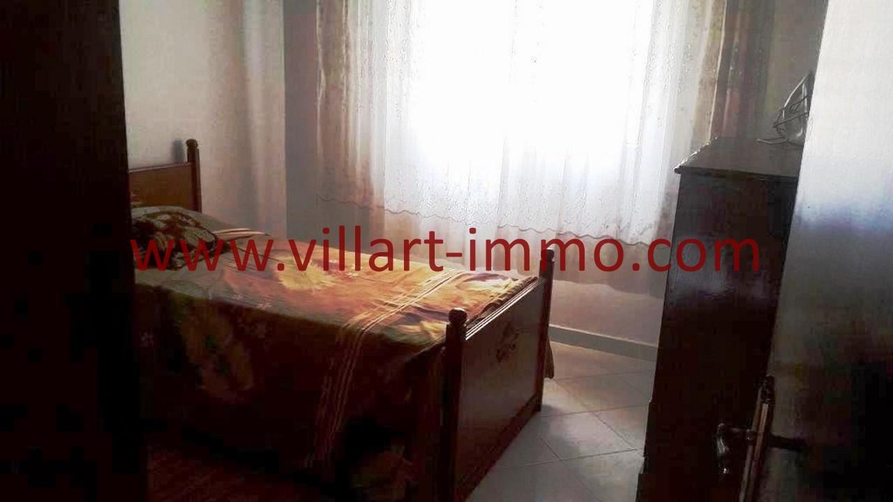 8-Location-Tanger-Appartement-Meublé-Centre ville-Chambre 2-L1096