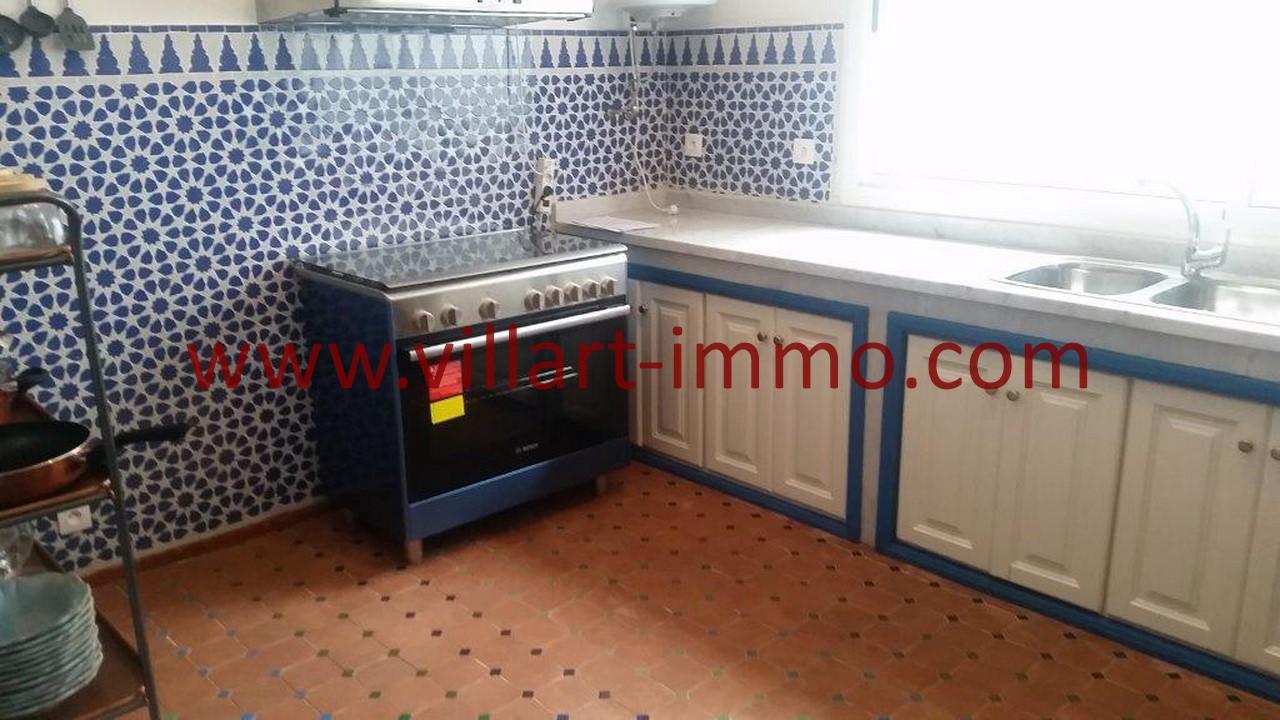9-Location-Villa-Meublée-Tanger-California-Cuisine-LV1093