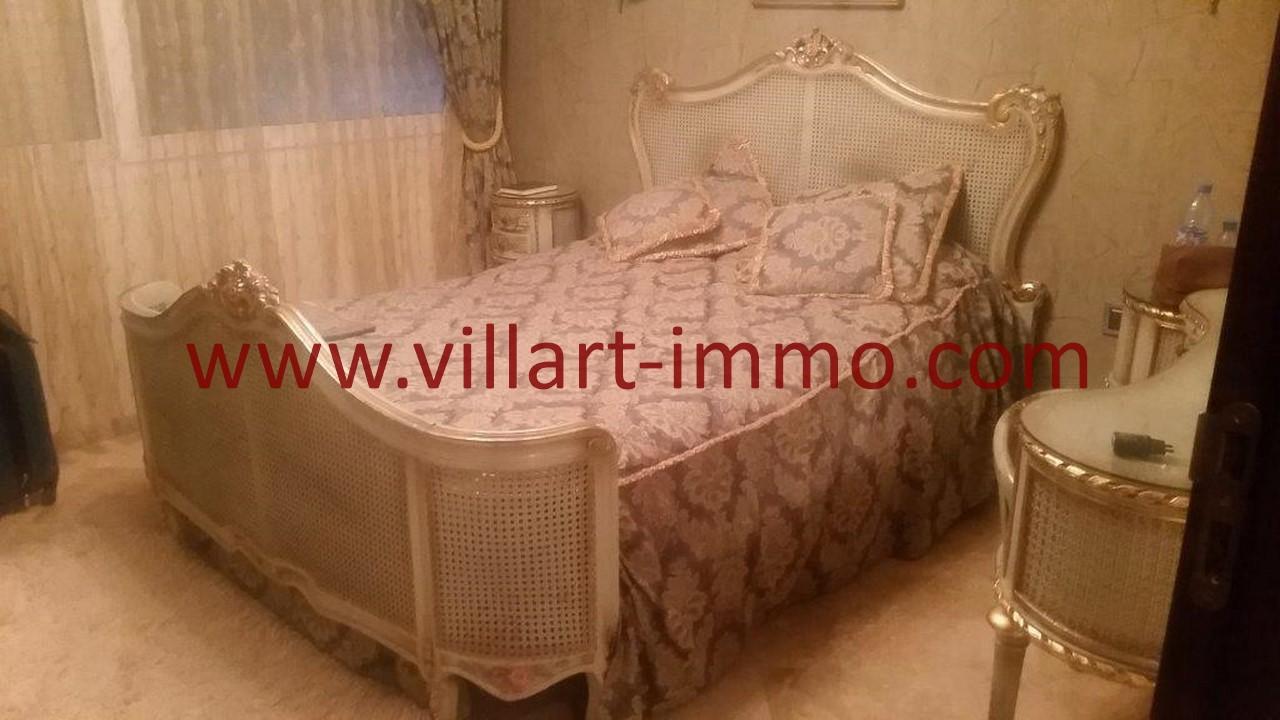 9-Location-Villa-Meublée-Tanger-Tanja Balia-Chambre à coucher-LV1092