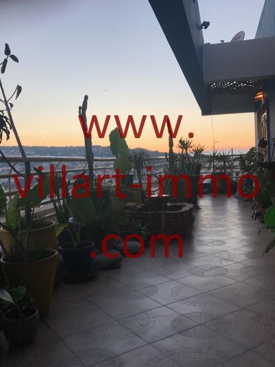 10-Vente -Appartement-Tanger-Ibéria-Terrasse-VA546