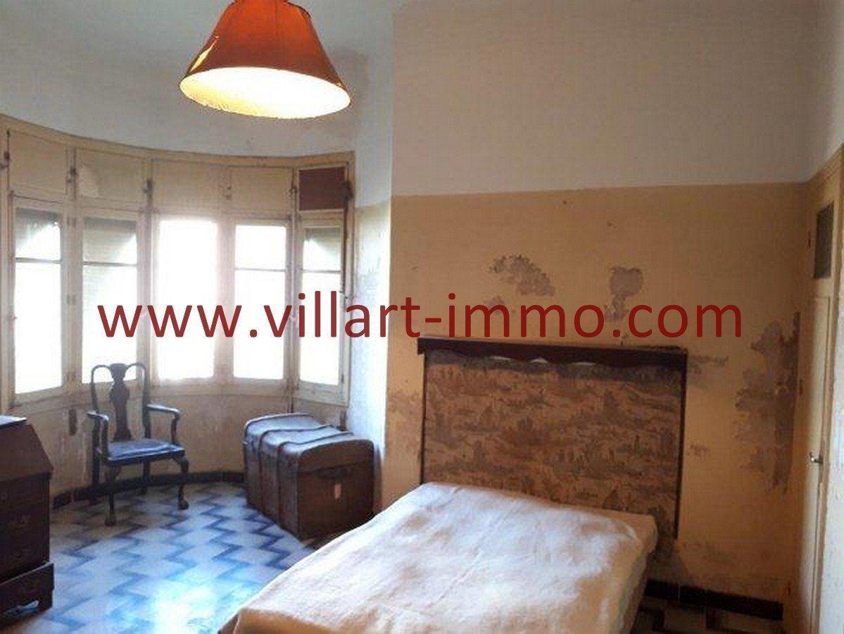 11-Vente-Villa-Tanger-Charf-Chambre à Coucher 2 -VV549-Villart Immo