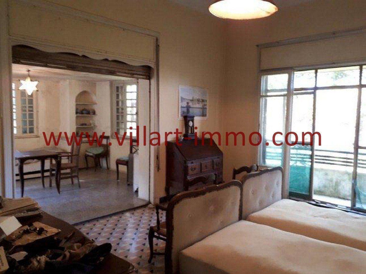 12-Vente-Villa-Tanger-Charf-Chambre à Coucher 3 -VV549-Villart Immo