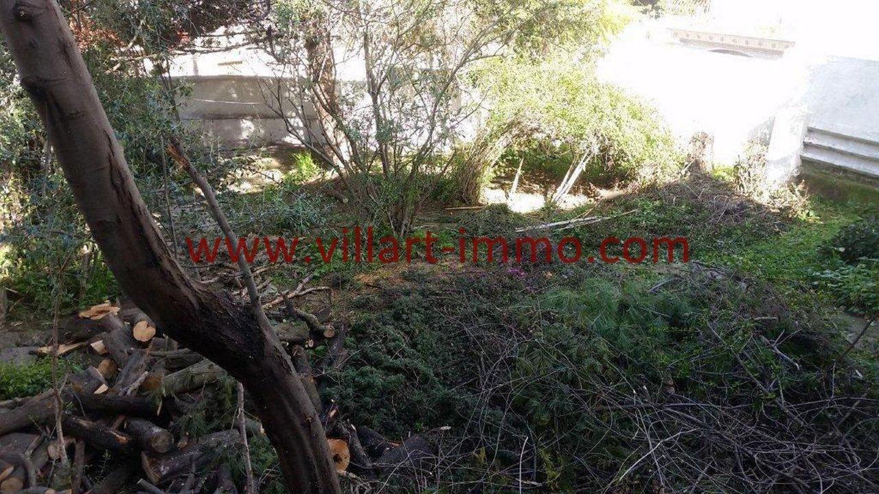 15-Vente-Villa-Tanger-Charf-Jardin 1-VV549-Villart Immo