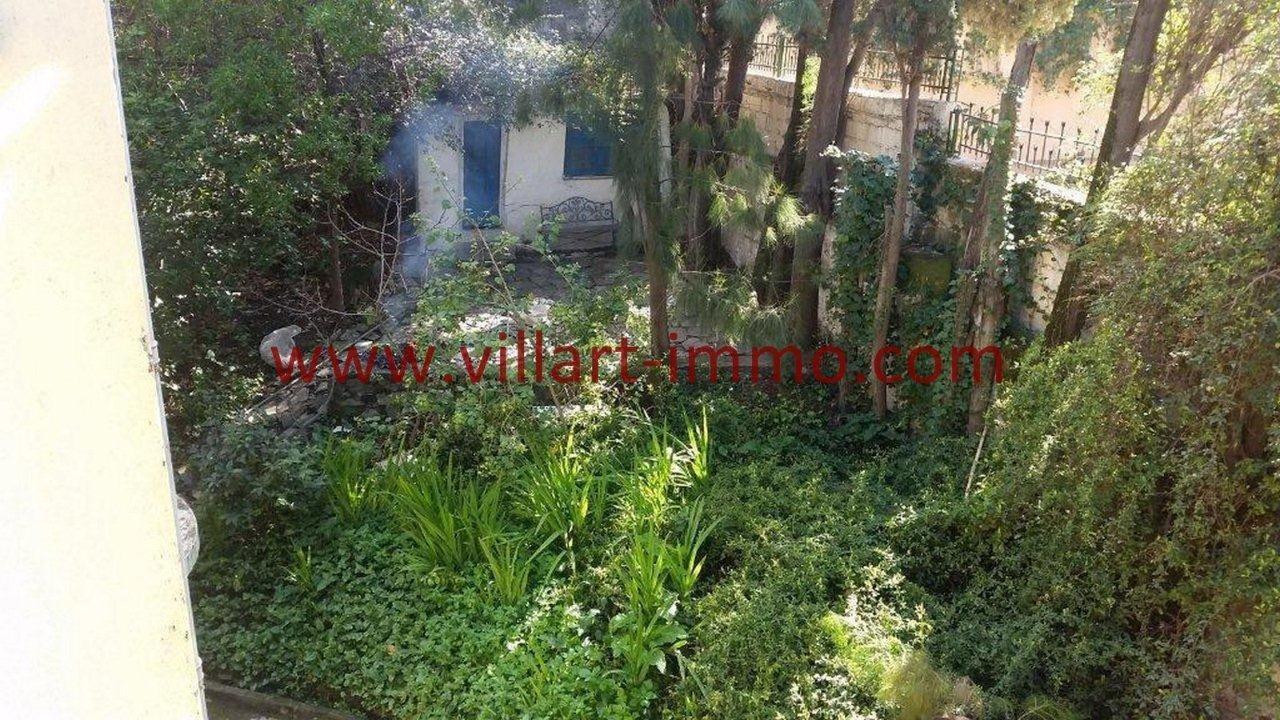 16-Vente-Villa-Tanger-Charf-Jardin 2-VV549-Villart Immo